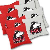 Northern Illinois Huskies Cornhole Bags - Set of 8